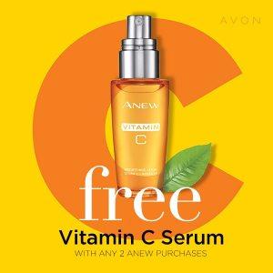 Free Vitamin C - C14