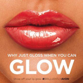 Glow Gloss Lips